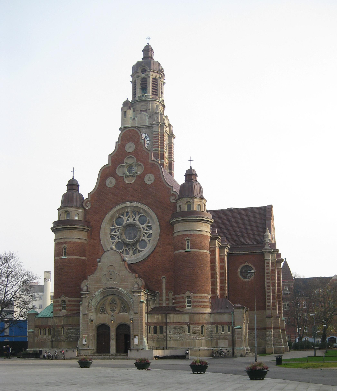 Sankt Johannes Kirke (Malmø)