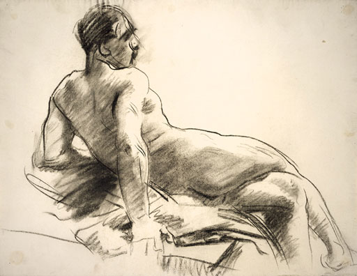 Knows Reclining male nude pity, that