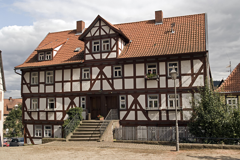 file schlitz kirchplatz fachwerkhaus wikimedia commons. Black Bedroom Furniture Sets. Home Design Ideas