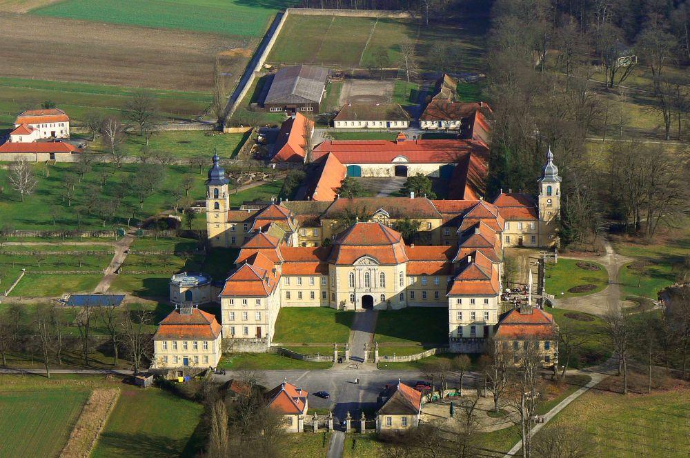 Schloss Fasanerie Cafe