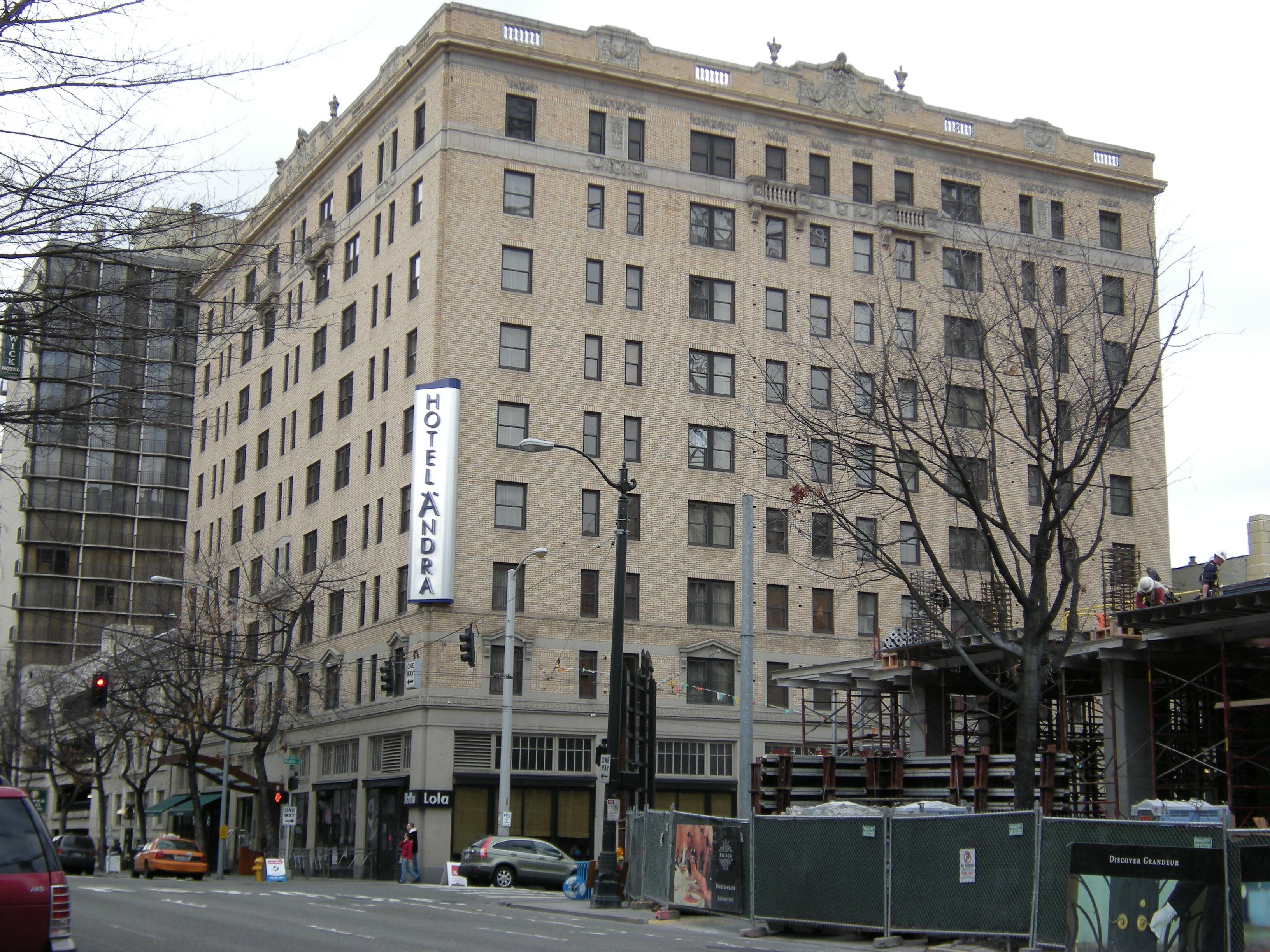 Hotel Andra Deals