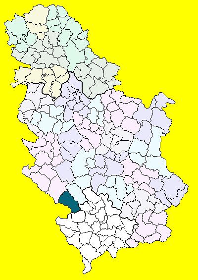 tutin mapa Tutin (općina) – Wikipedija tutin mapa