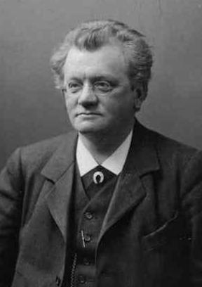 Komponisten og pianisten Siegfried Langgaard 1...