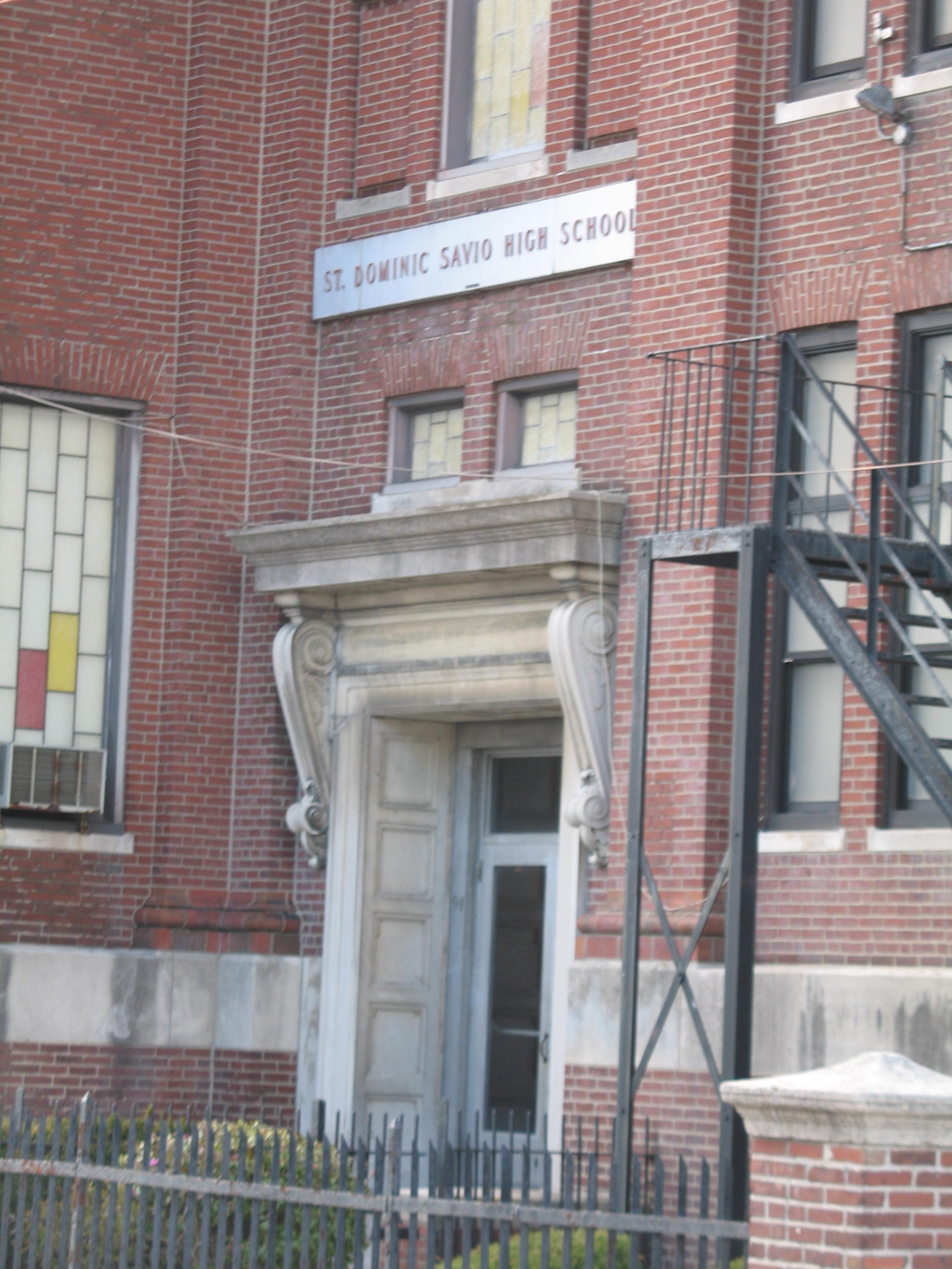 File:St  Dominic Savio High School (2) jpg - Wikimedia Commons