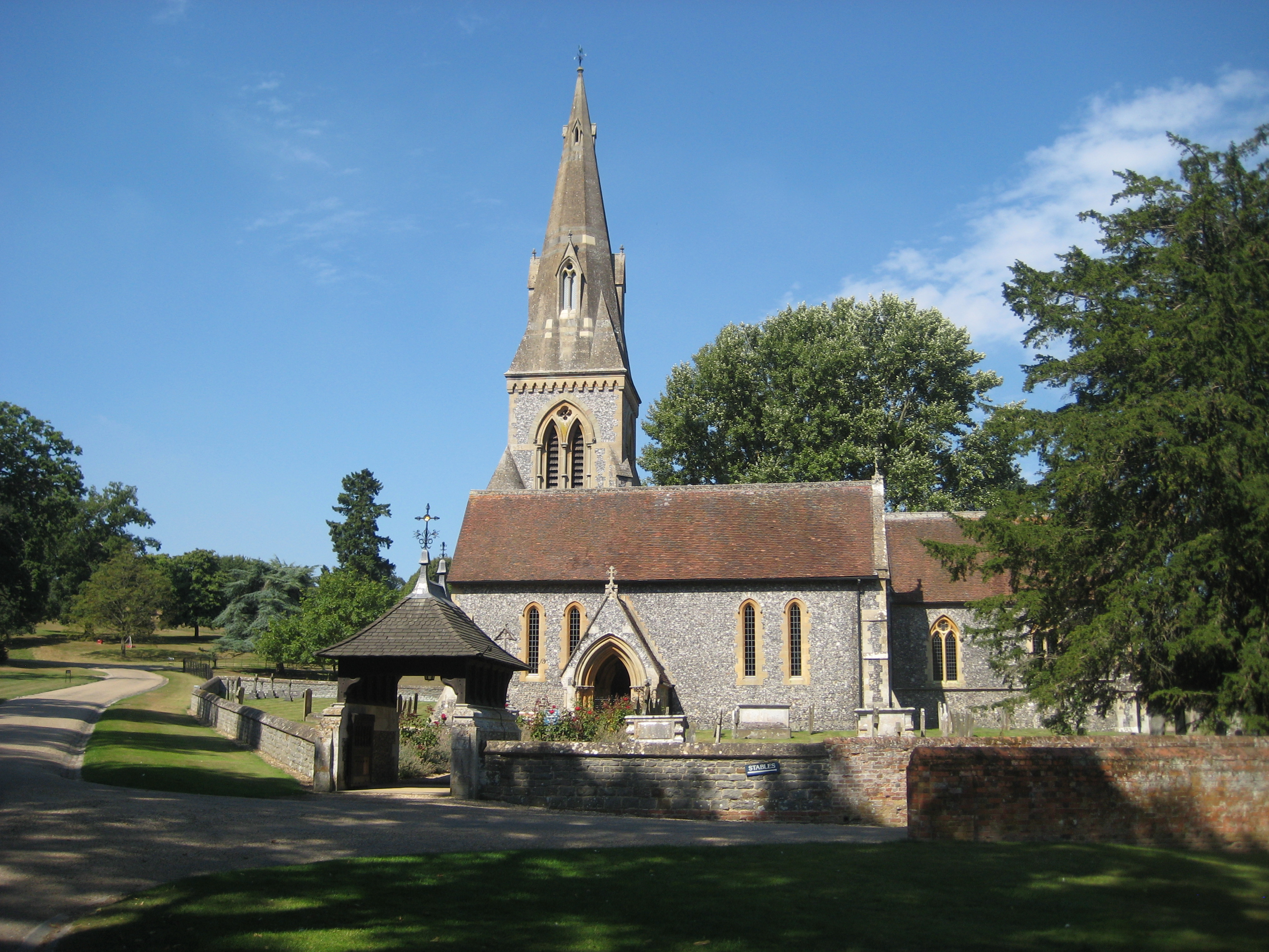 Image result for st mark's church berkshire