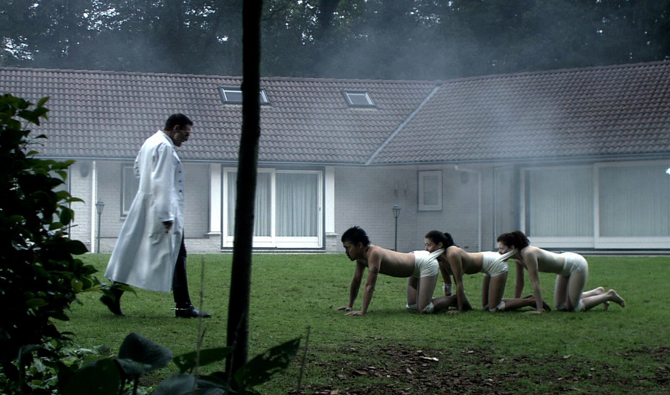 The Human Centipede (First Sequence) - Wikipedia, the free.