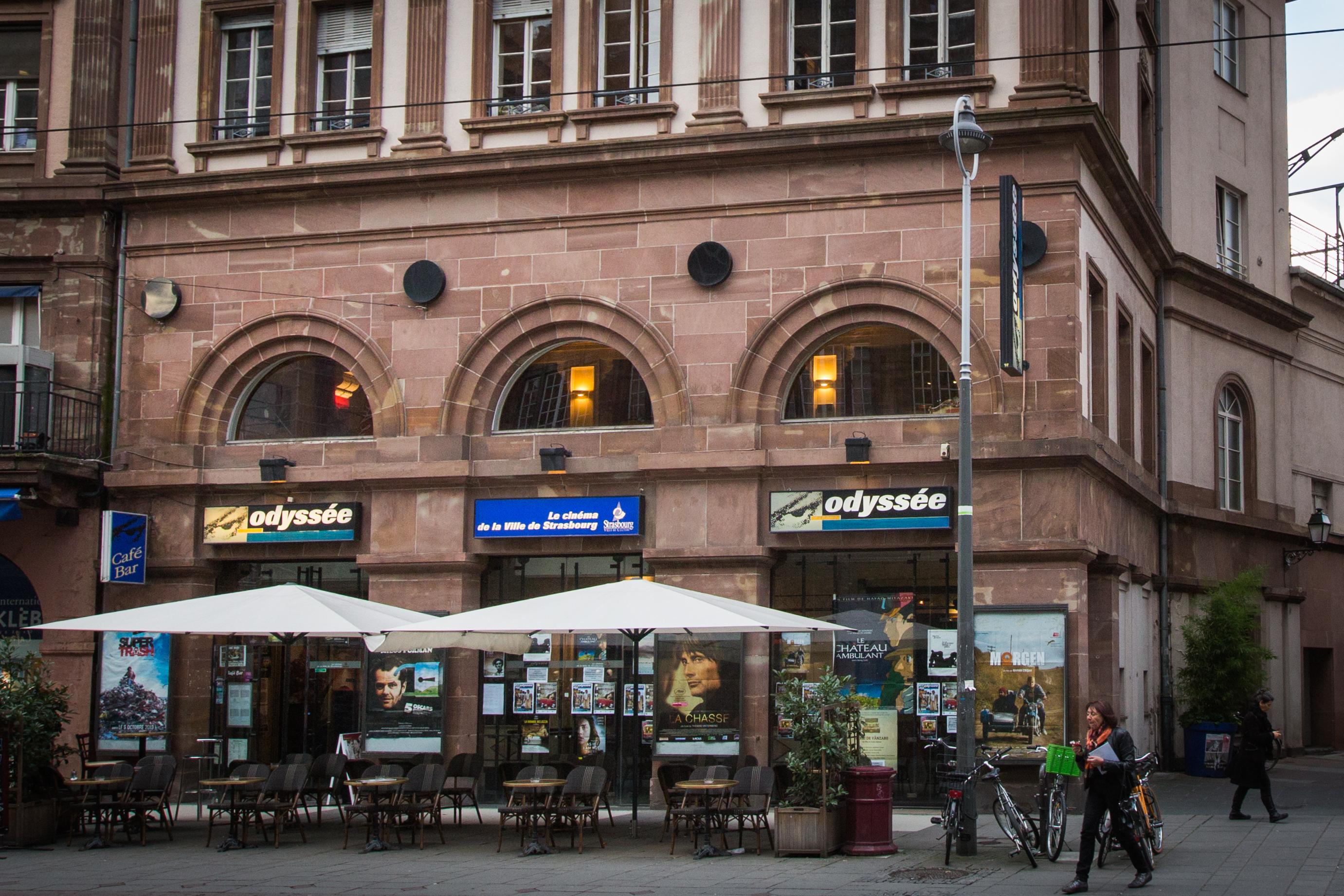 Restaurant Rue Des Alli Ef Bf Bds St Etienne