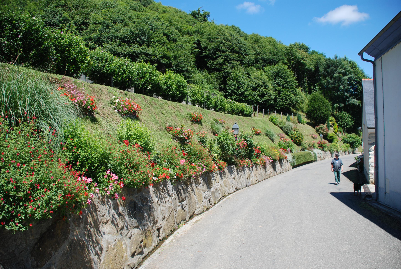 Planter Dans Un Talus file:talus fleuri à bourréac - wikimedia commons