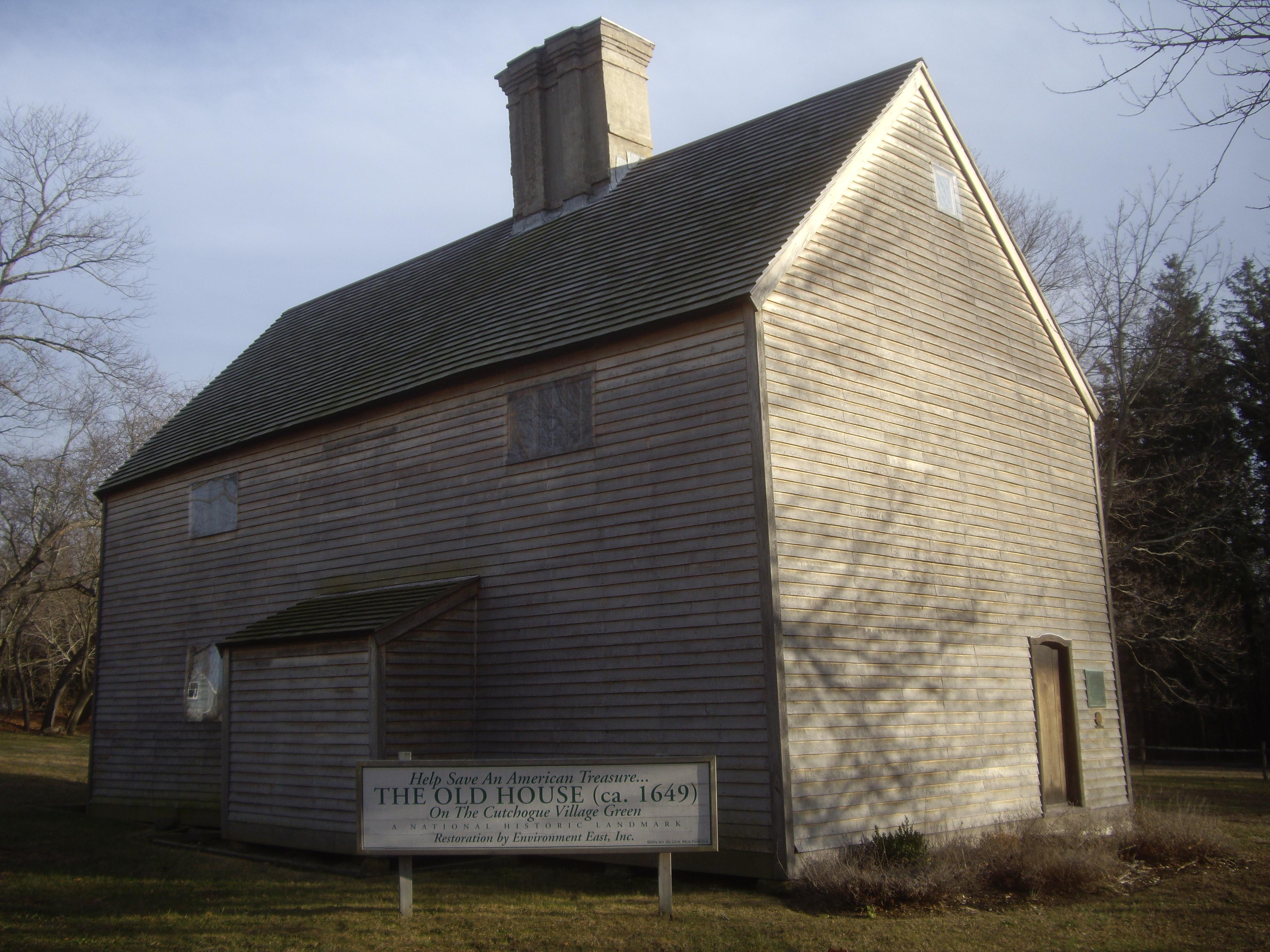 Old House Cutchogue Wikipedia