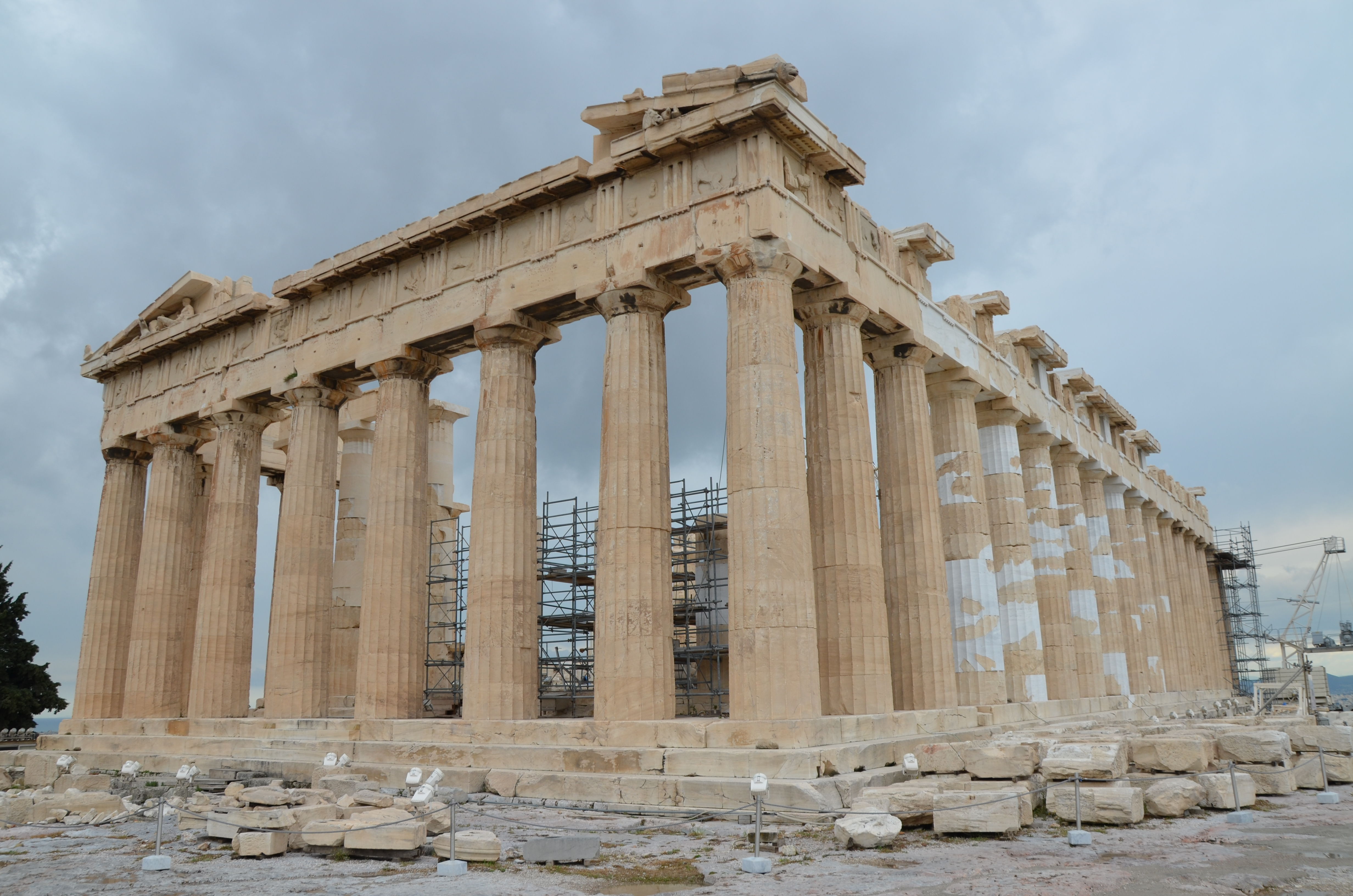 the history and description of the parthenon The parthenon history, importance, and aesthetics, from ancient-greeceorg.