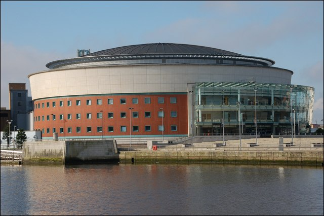 Belfast's Waterfront Hall