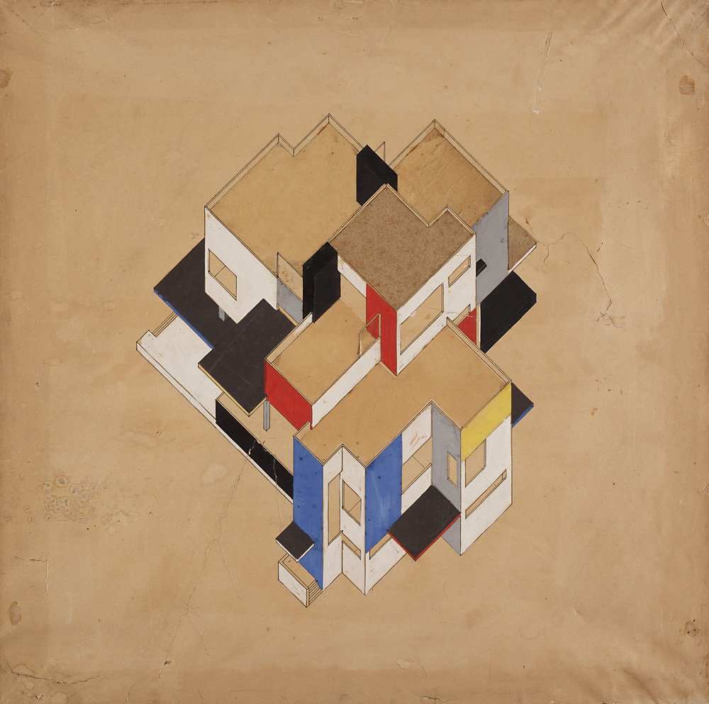 File theo van doesburg wikimedia commons - Stijl des maisons ...