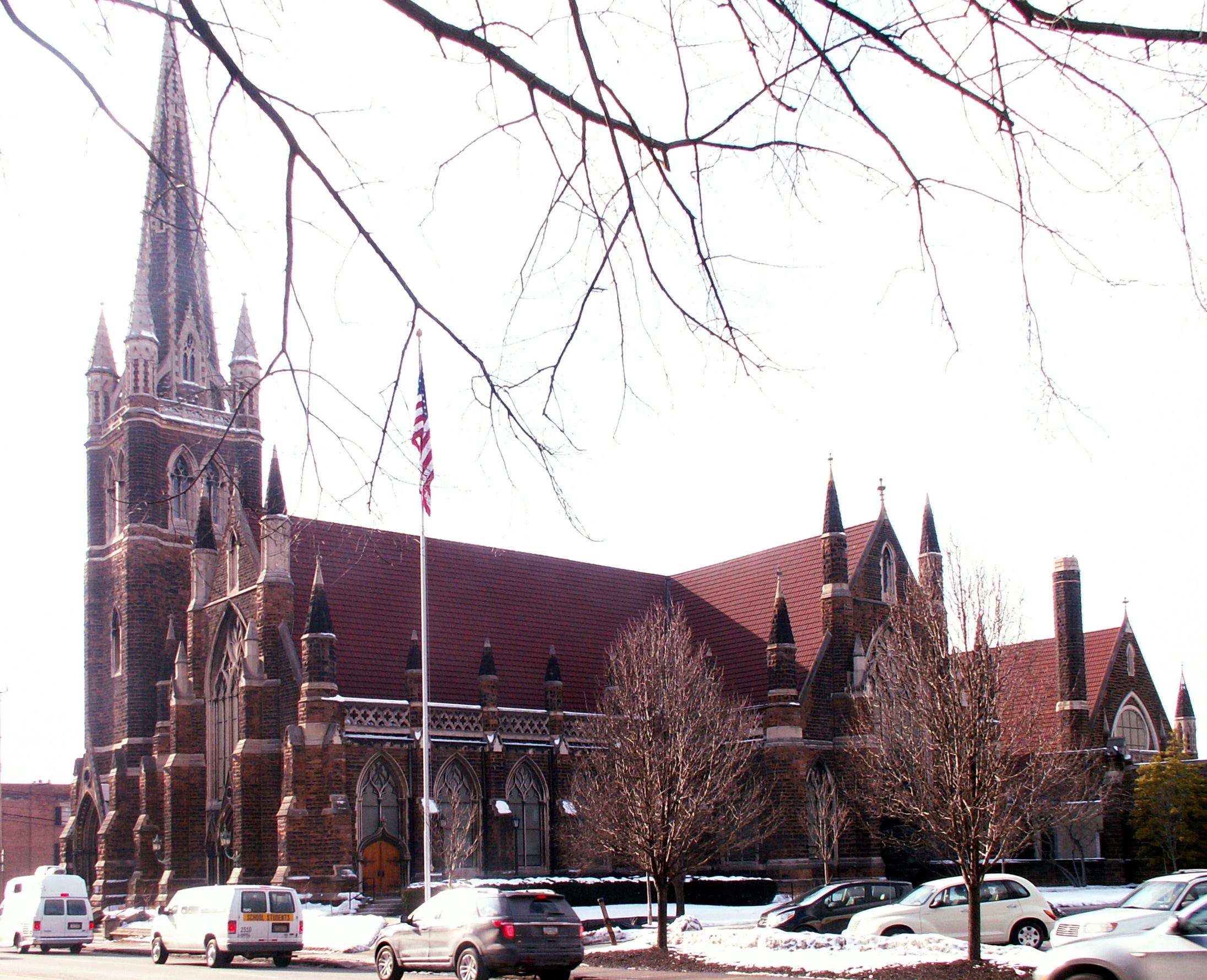 Churches Father Pitt