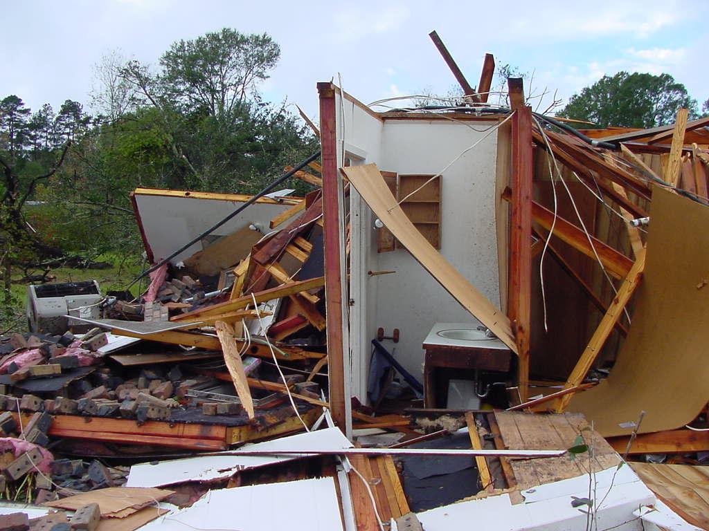 Safest Room In House During Tornado