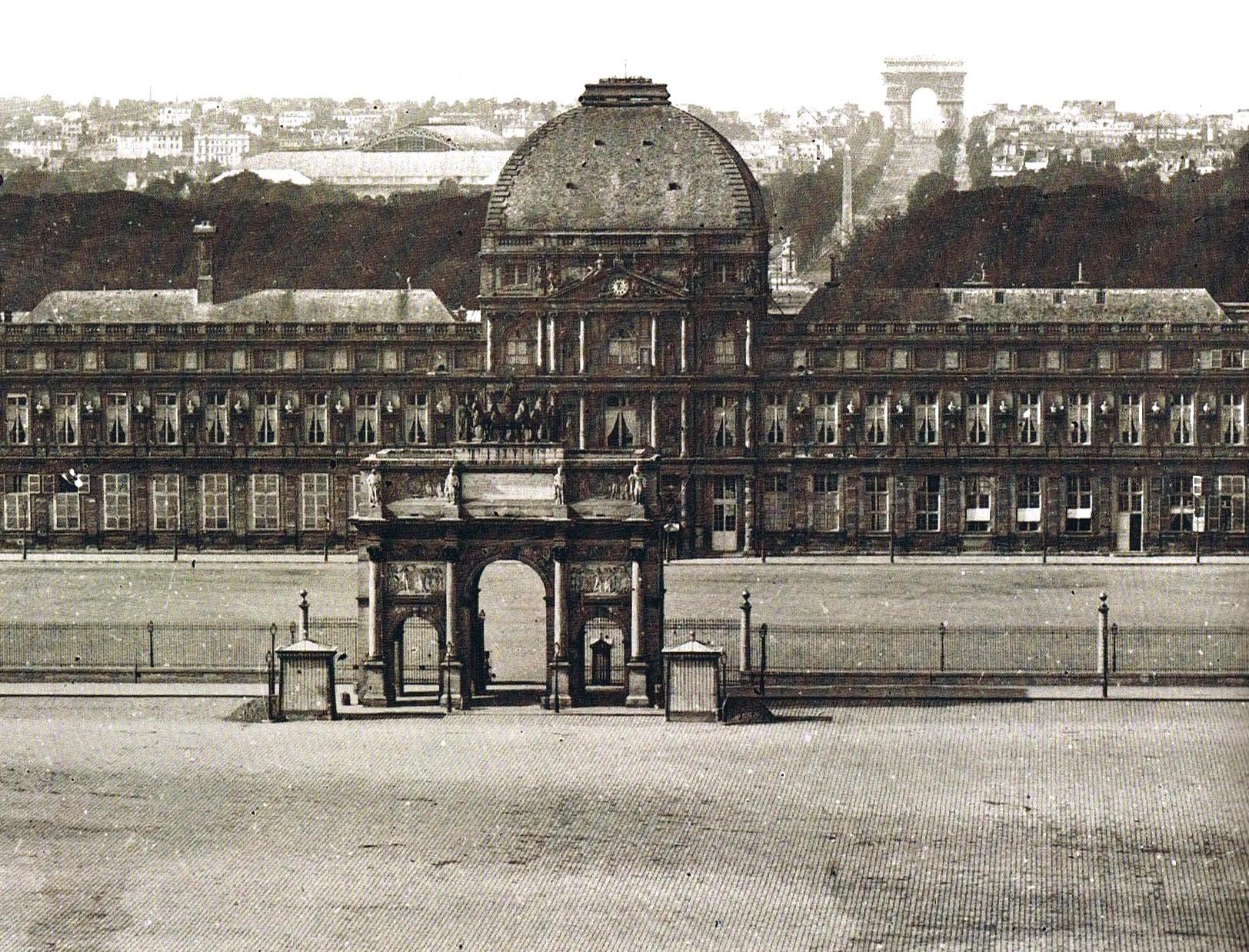 Tuileries Palace Wikipedia