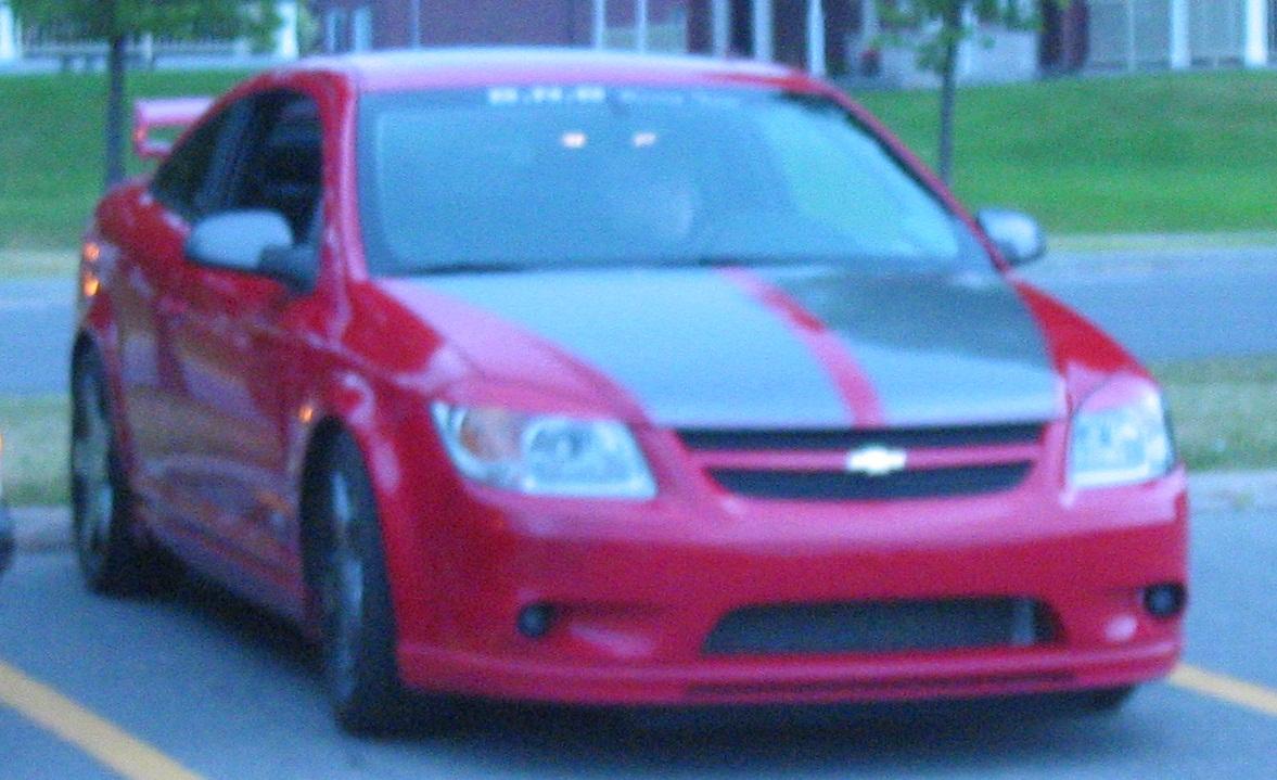 File:Tuned '08 Chevrolet Cobalt SS (Auto classique Jukebox Burgers ...