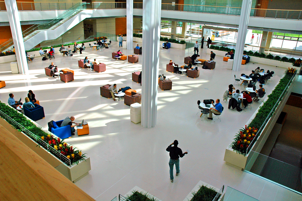 Beau File:UChicago Graduate School Of Business Interior