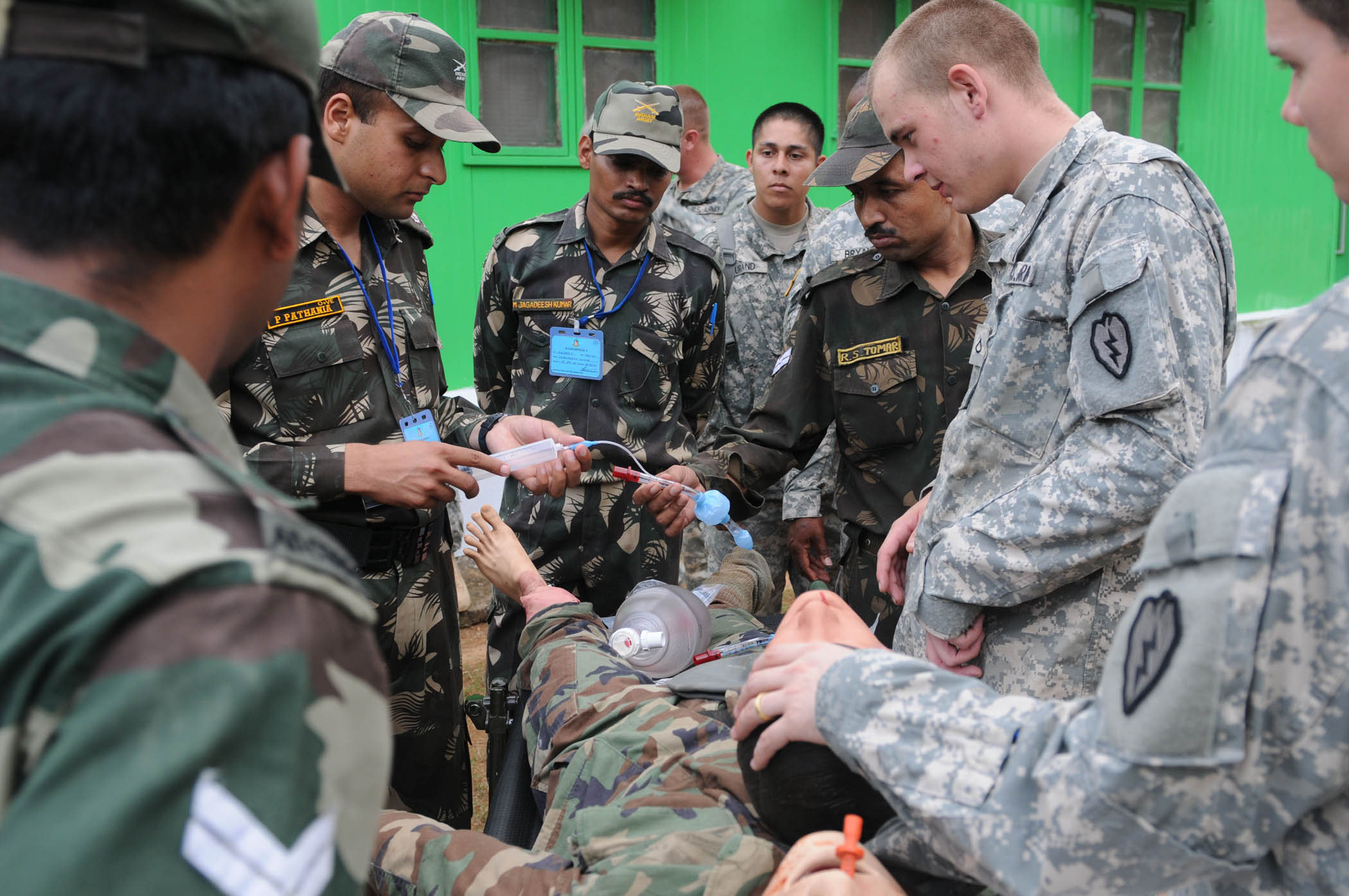 how to become an army doctor in india