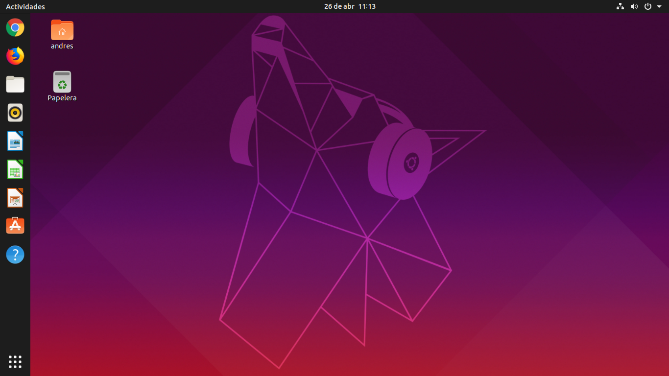 Ubuntu 19.10