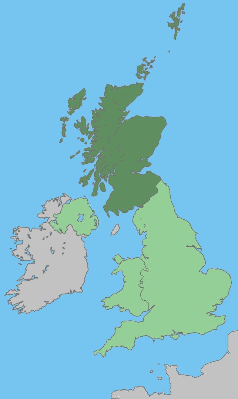 Scottish Highlands Pictures and information, Scotland, UK – Bugbog