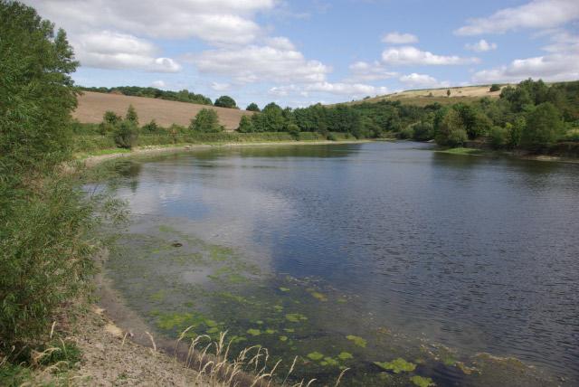 Ulley Reservoir - geograph.org.uk - 540904