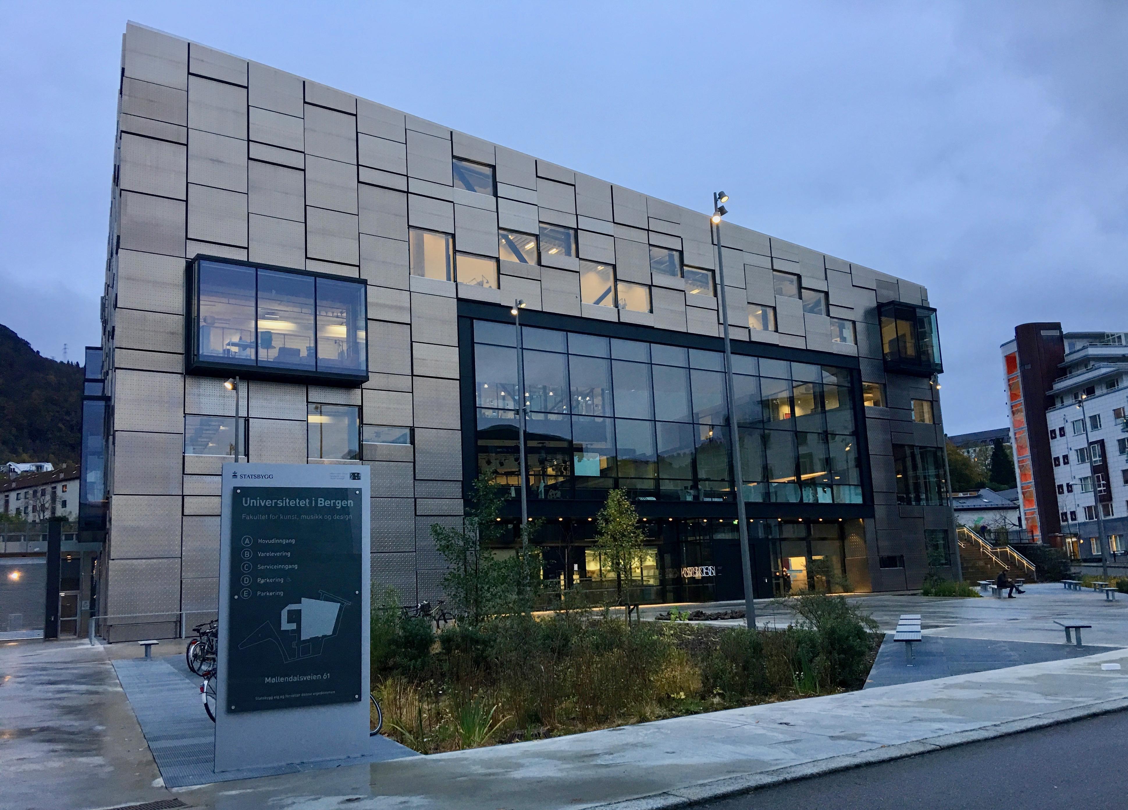 Bergen Academy Of Art And Design Wikipedia