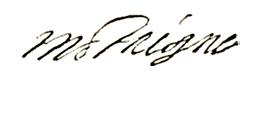 Unterschrift des Michel de Montaigne.png