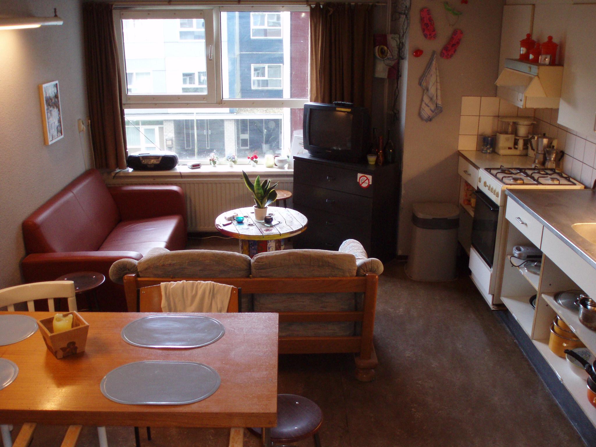 Side Table Keuken : Side table keuken groen
