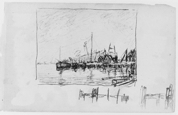 File:View of Docks (Long Island Sound?) (from Sketchbook) MET 263365.jpg