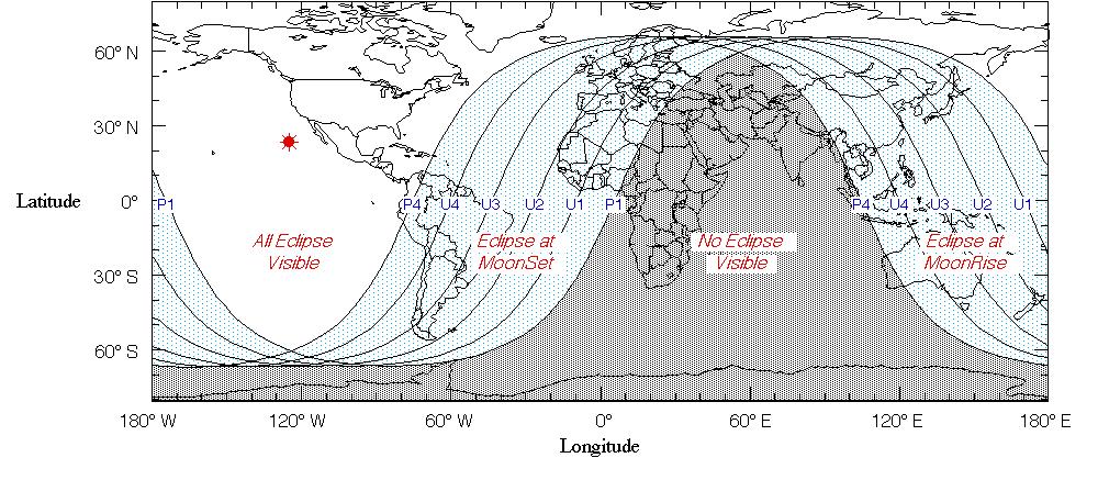 Eclipse lunar total - 21 de diciembre de 2010 Visibility_Lunar_Eclipse_2010-12-21