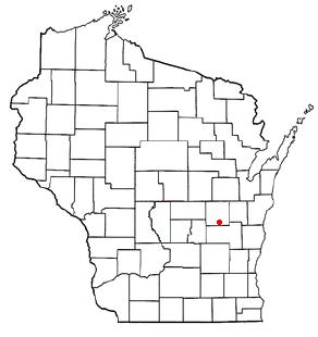 Nekimi, Wisconsin Town in Wisconsin, United States
