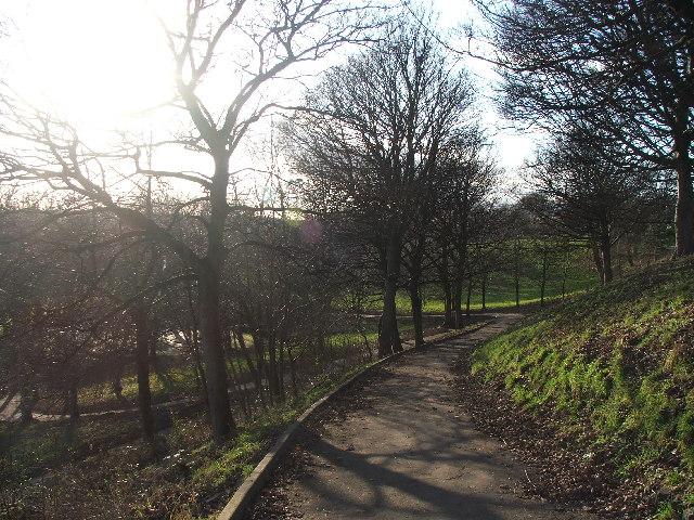 Western flatts park