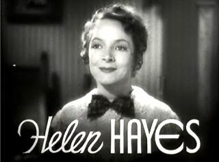 Hayes in the film What Every Woman Knows (1934) What Every Woman Knows 1934.JPG