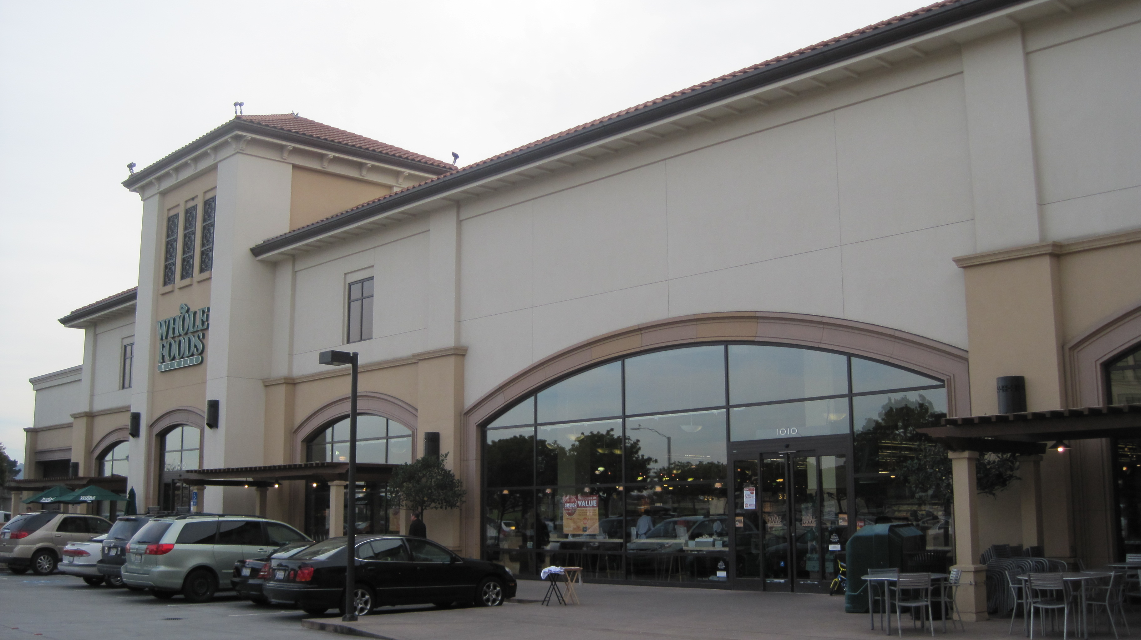 Whole Foods San Mateo Shopping Center