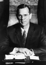 chairman of the United States Federal Reserve Bank from 1951 to 1970