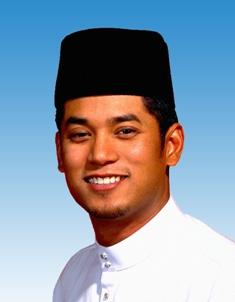 Khairy Jamaluddin Malaysian politician