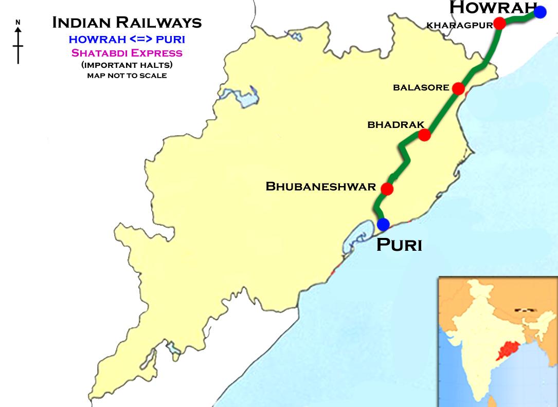 Puri Howrah Garib Rath Express Wikipedia