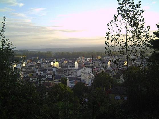 Vista de Sarria