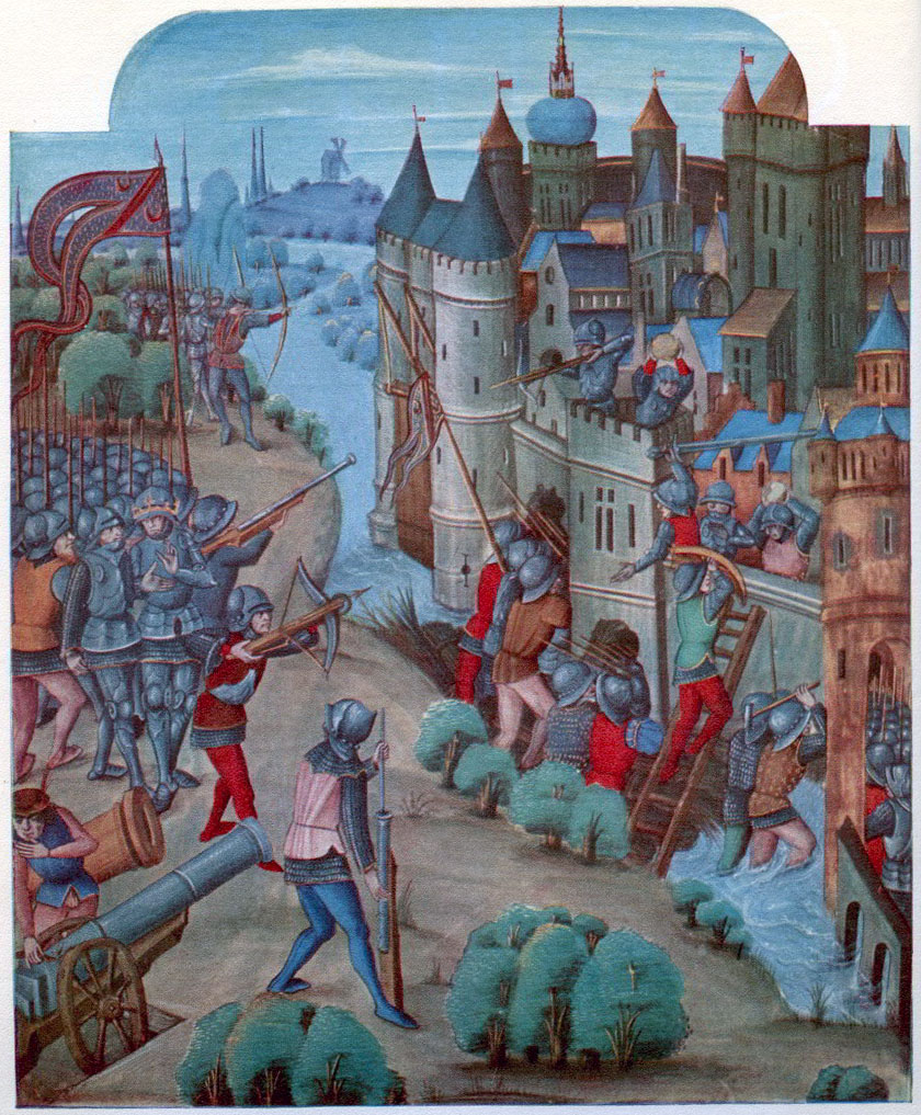 a report on the medieval weapons and the military tactics of invading castles The myths of medieval warfare by sean mcglynn history today vol 44 (1994) the study of medieval warfare has suffered from an approach that concentrates on its social, governmental and economic factors to the detriment of military methods and practice.