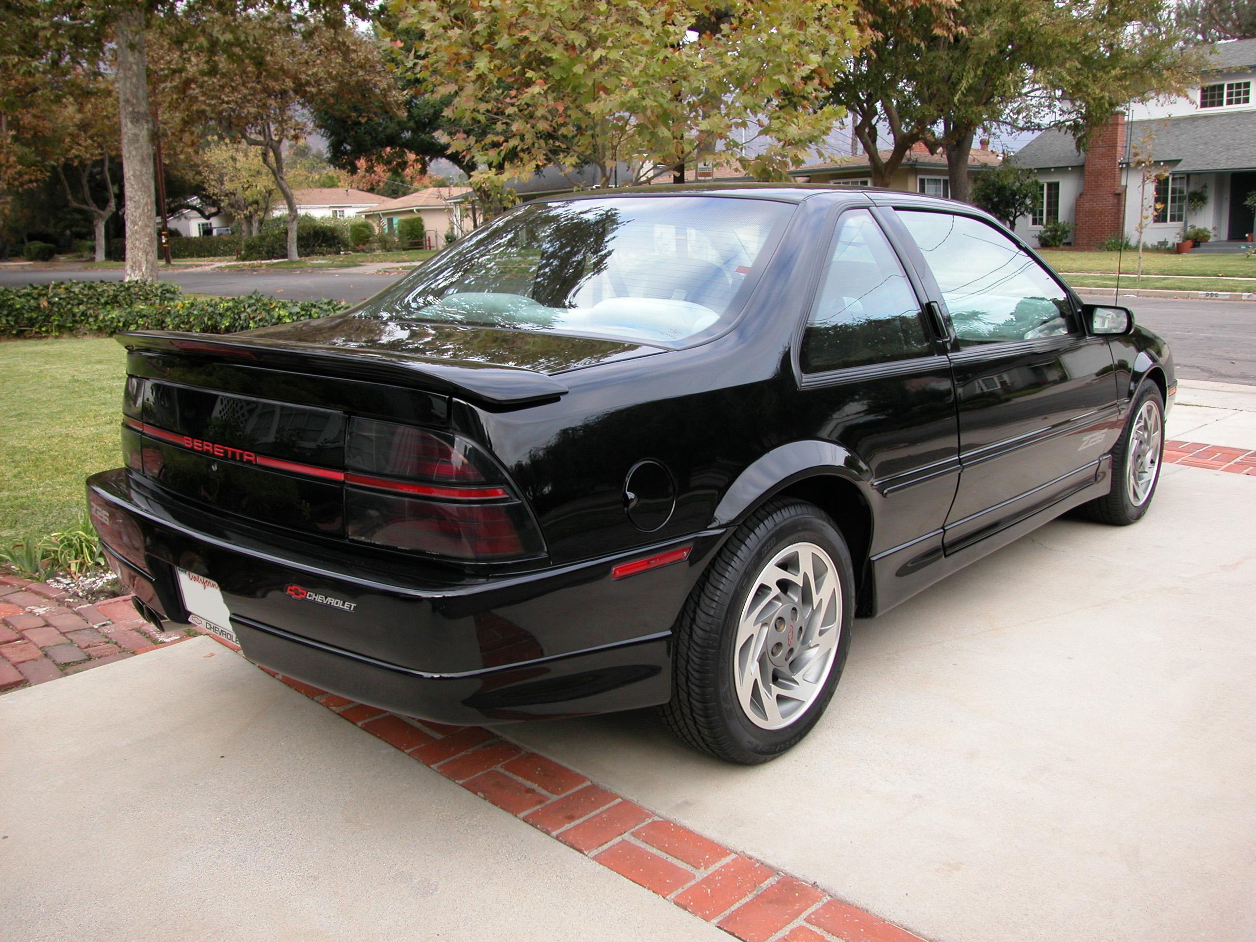 Chevrolet Beretta