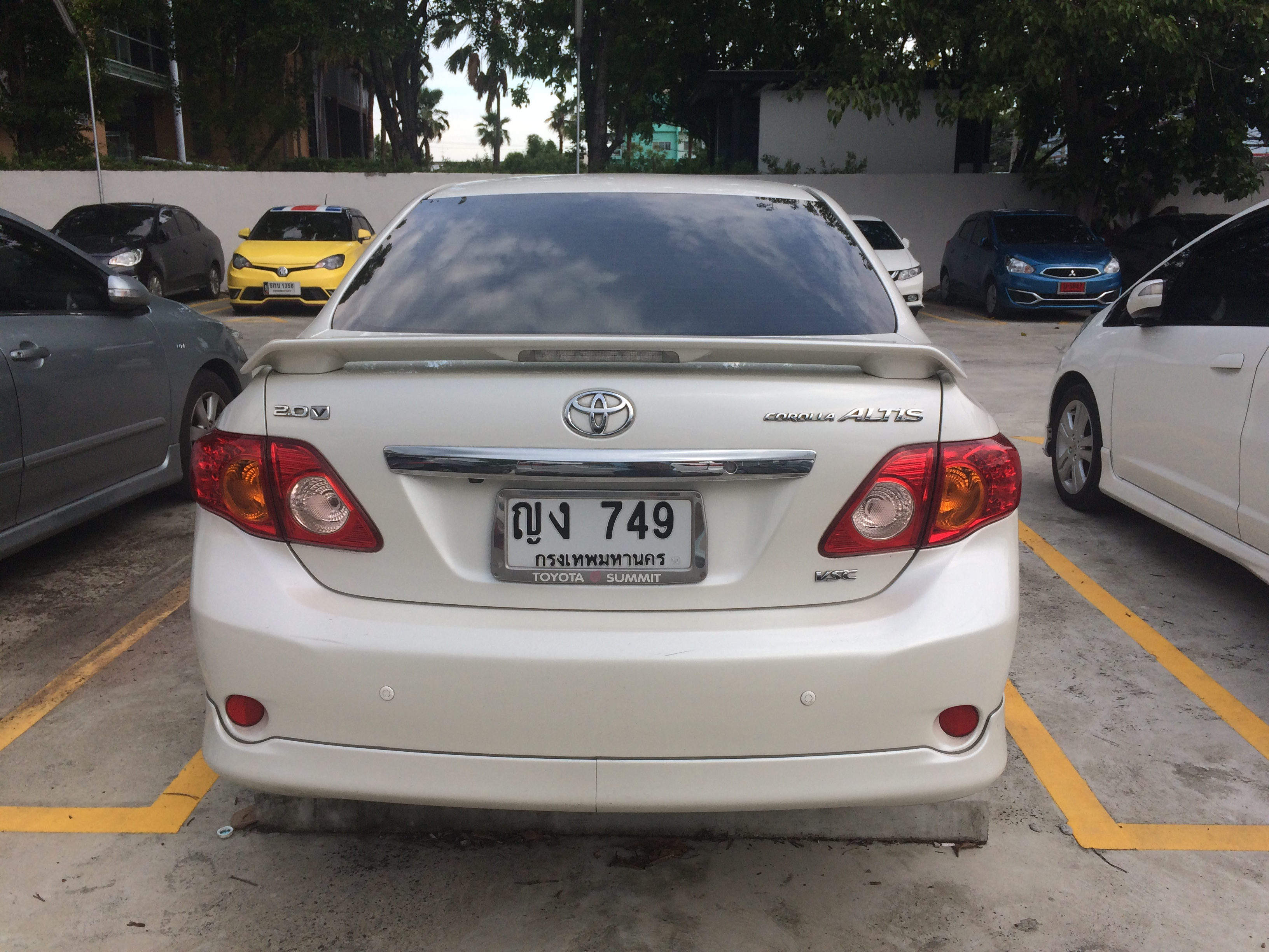 Kelebihan Toyota Altis 2009 Harga
