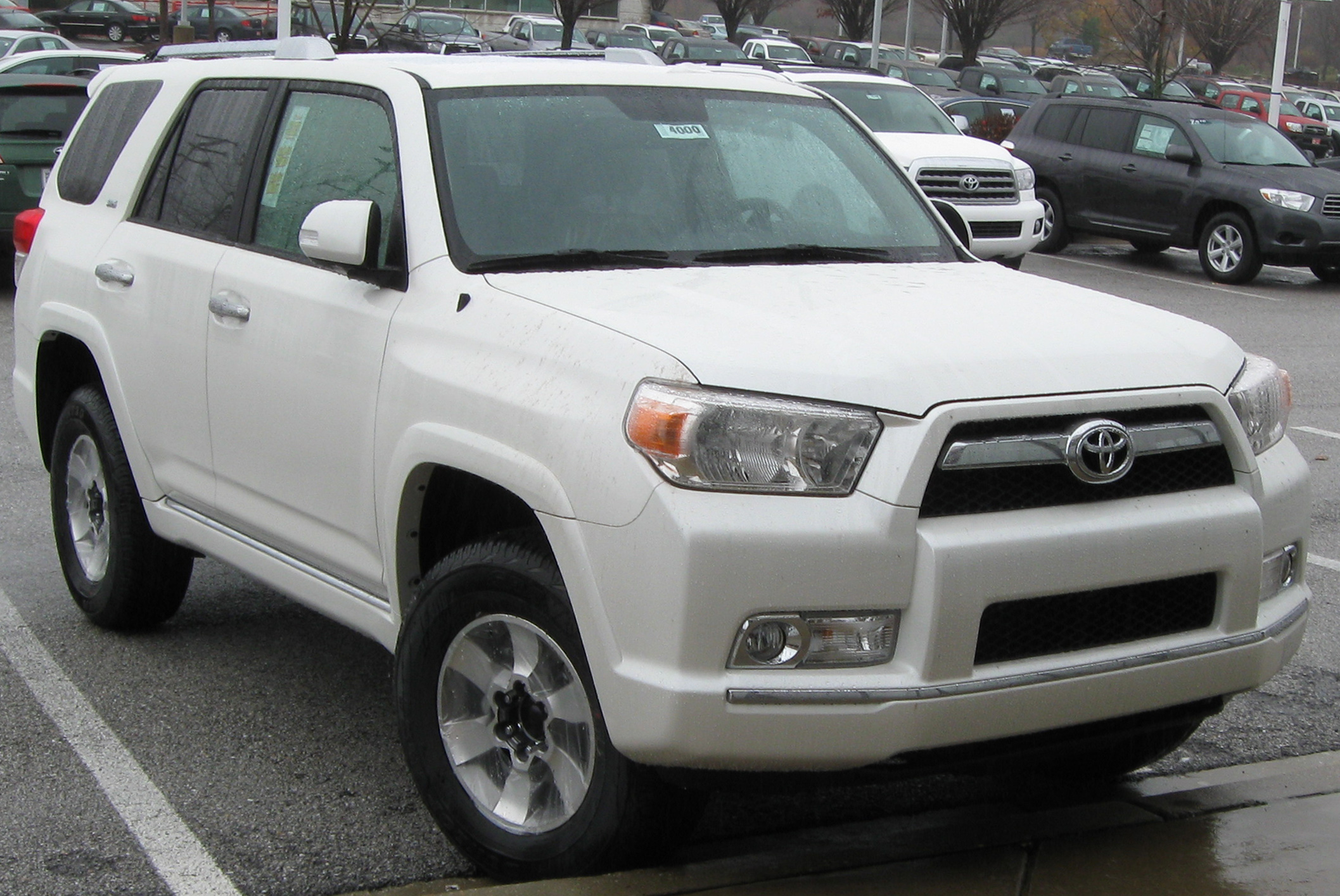 toyota 4runner wikipedia autos post. Black Bedroom Furniture Sets. Home Design Ideas