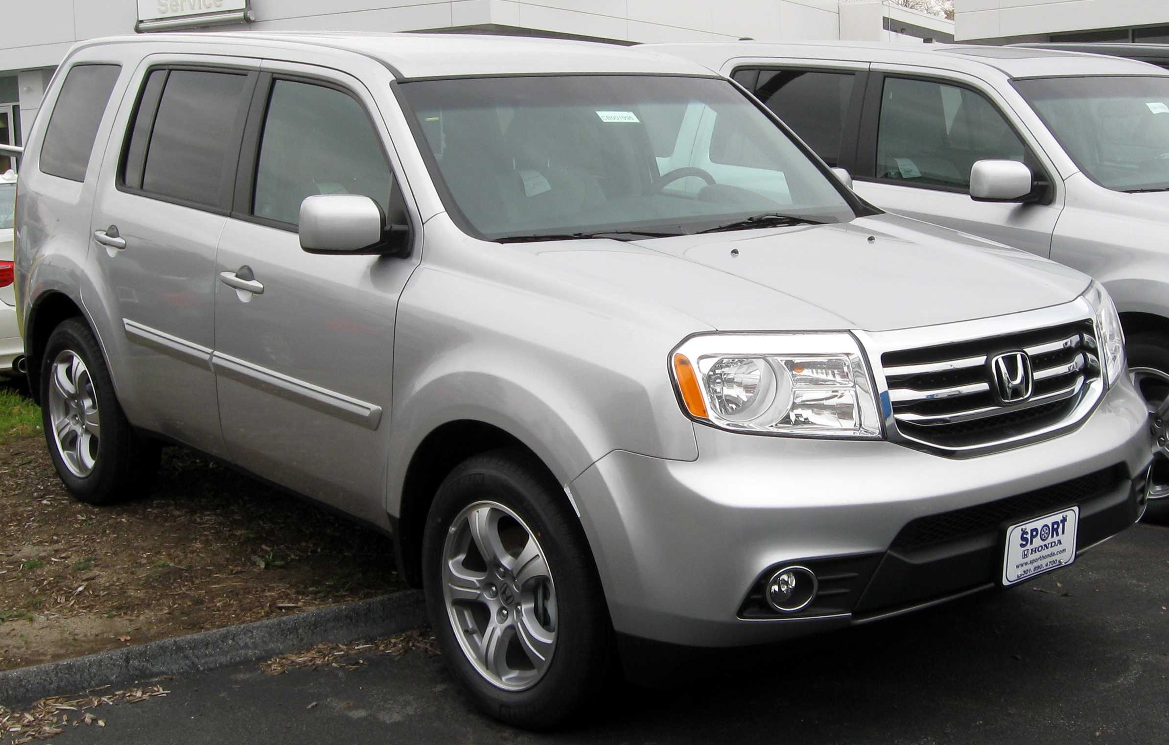 Honda Pilot Wiki Amp Review Everipedia