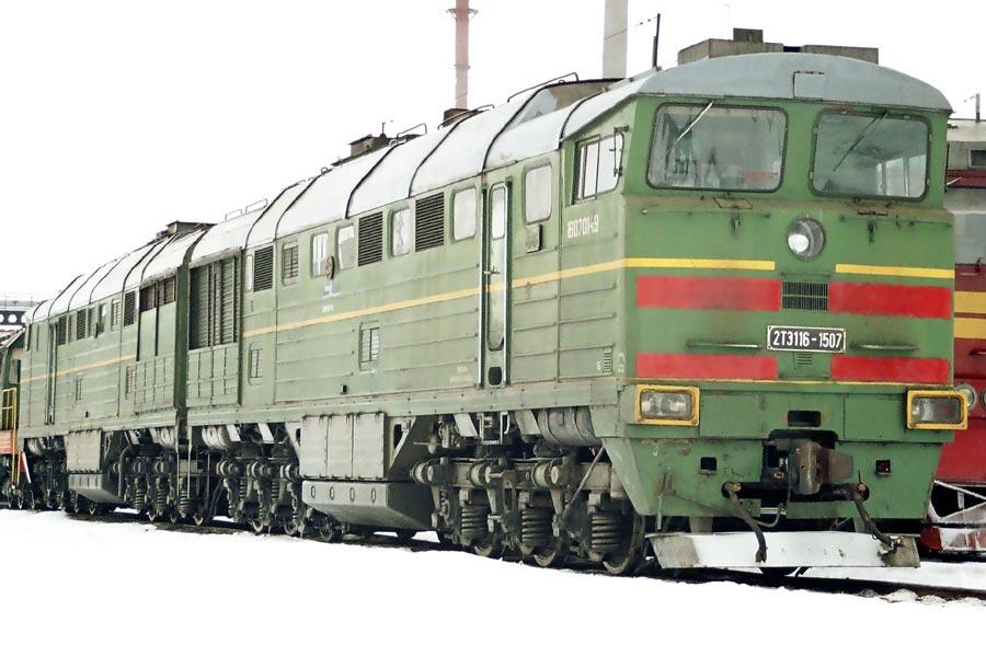 руководство по эксплуатации локомотива 2тэ116