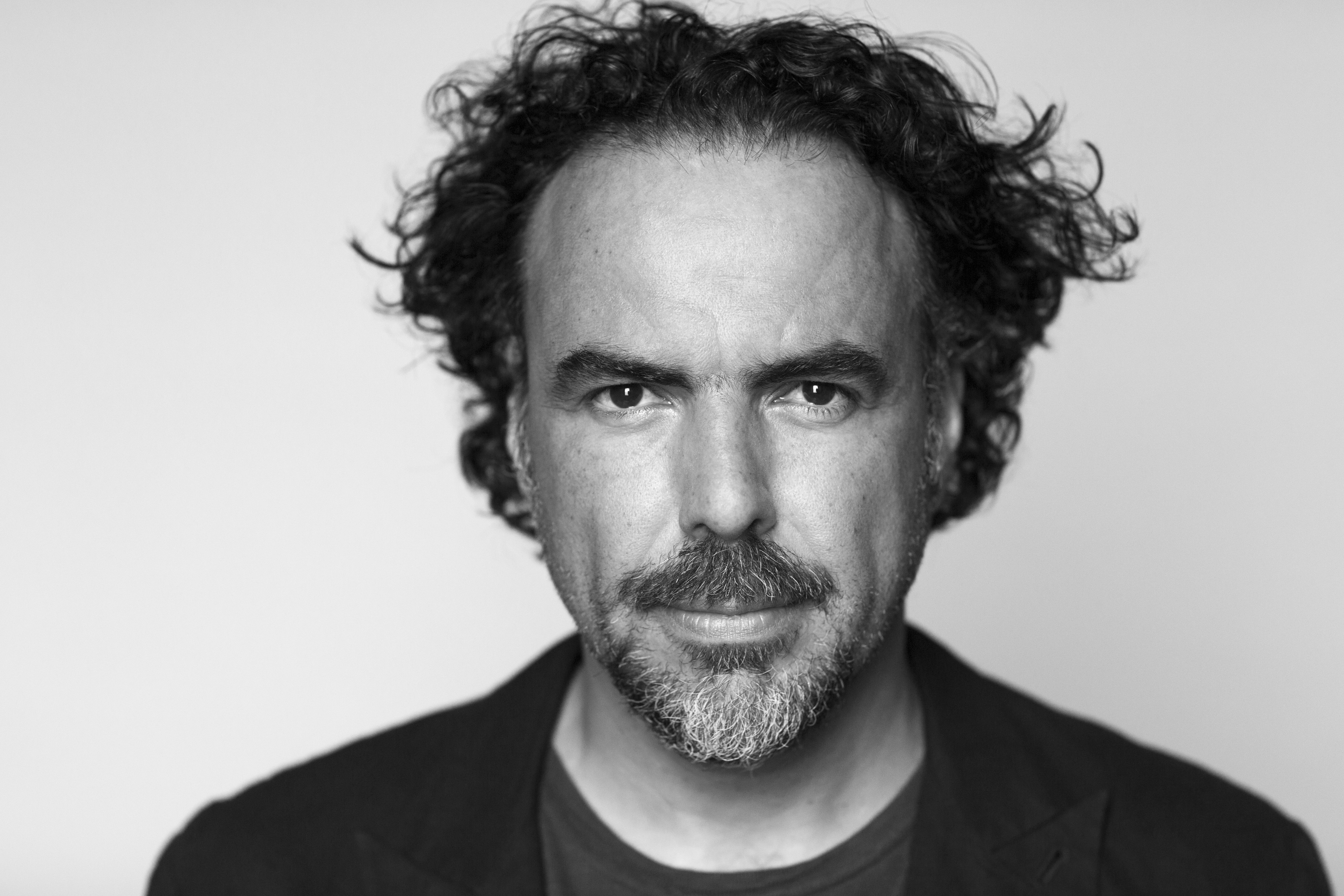 Picture of an author: Alejandro González Iñárritu