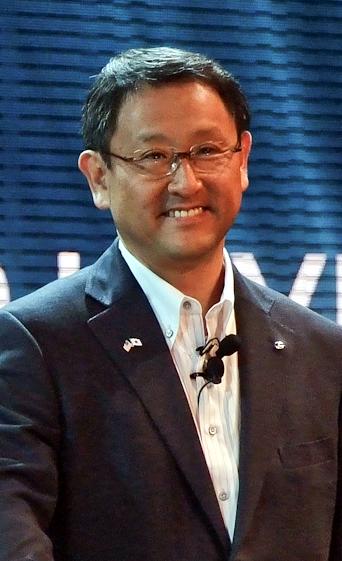 Akio Toyoda Wikipedia