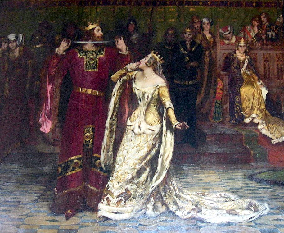 File:Albert Chevallier Tayler - Ceremony Of The Garter 1901.jpg