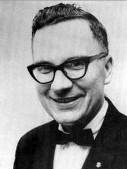 Albert Bender era un famoso ufólogo de la década de los cincuenta