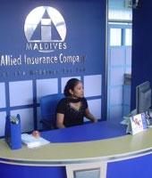 English: Allied Insurance Company of the Maldi...
