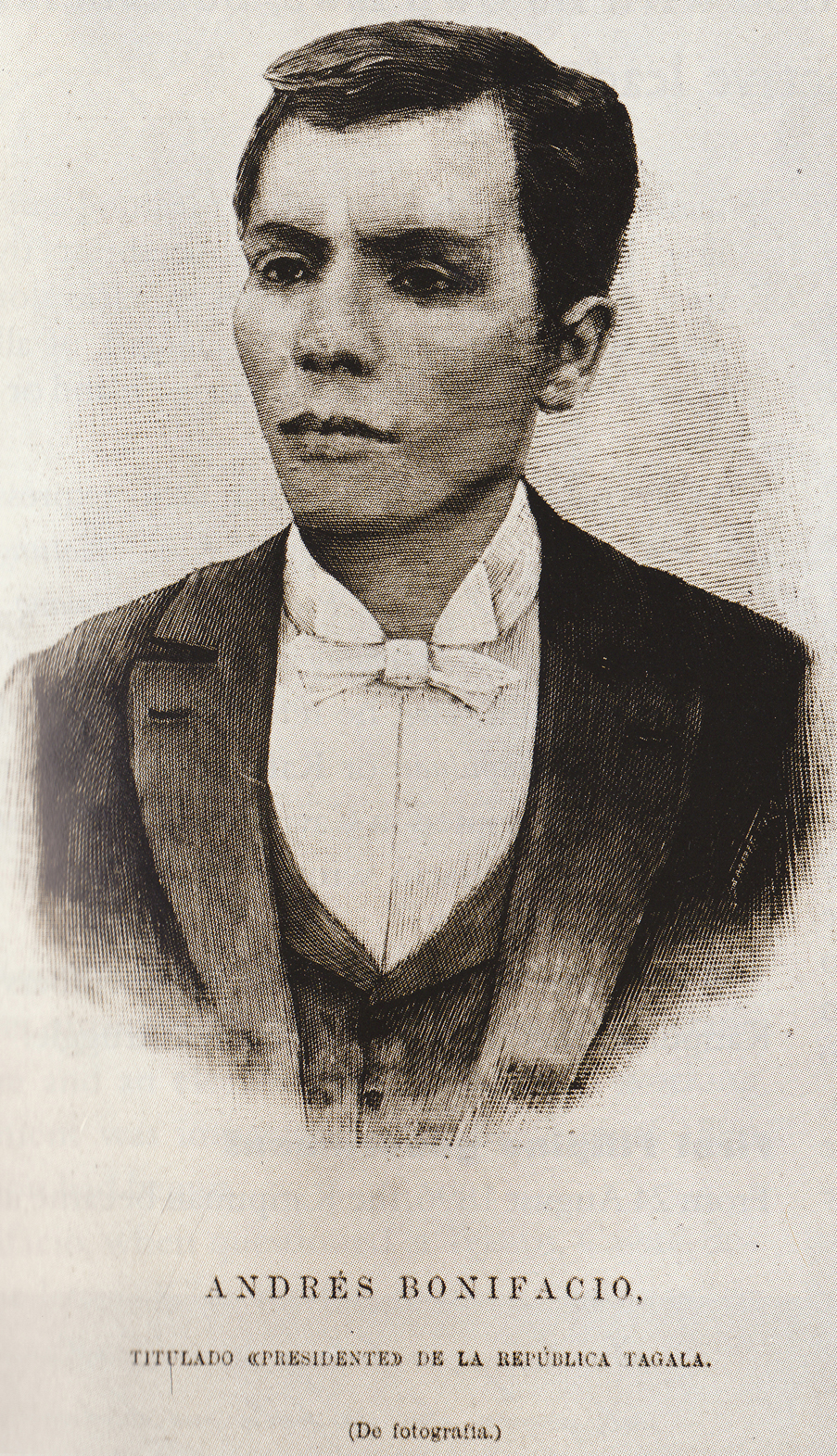 the code for andres bonifacio Inventing a hero: the posthumous re-creation of andres bonifacio  and the  code of kalantiaw, a legal code dating from the fifteenth.